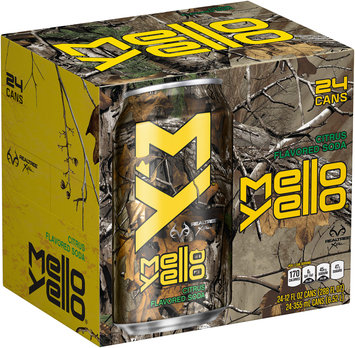 Mello Yello® Citrus Soda 24-12 fl. oz. Cans