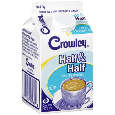 Crowley® Half & Half 1 pt.