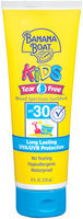 Banana Boat SPF 30 Kids Sunblock Lotion  8 Fl Oz Tube