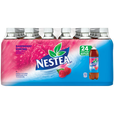 Nestea® Raspberry Iced Tea 24-0.5L Bottles