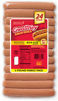 Gwaltney® Original Chicken Bun Size Hot Dogs 48 oz. Pack