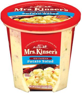 Mrs. Kinser's Old Fashion Potato Salad 24 Oz Tub