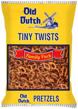 Old Dutch® Tiny Twists Pretzels 26 oz. Bag