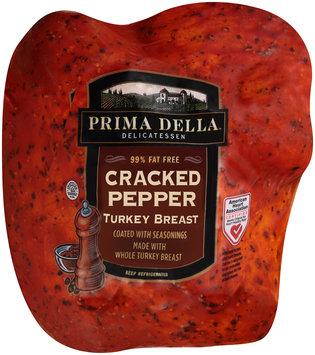 Prima Della® Cracked Pepper Turkey Breast