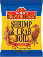 Zatarain's® Shrimp & Crab Boil 4 oz. Bag