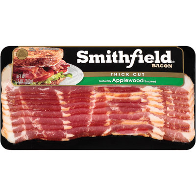 Smithfield® Thick Cut Applewood Bacon