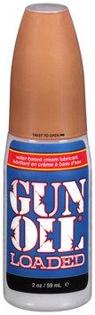 Gun Oil® Loaded Hybrid Water-Based Creme Lubricant 2 oz. Plastic Bottle