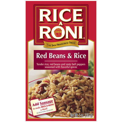 Rice-A-Roni Red Beans & Rice Rice Mix 5 Oz Box
