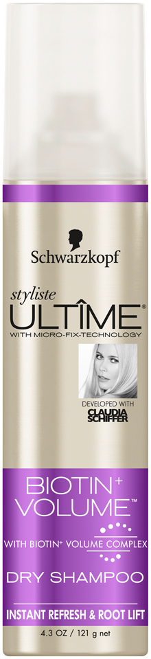Schwarzkopf Styliste Ultime Biotin+ Volume Dry Shampoo