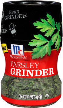 McCormick® Parsley Grinder 0.22 oz. Bottle
