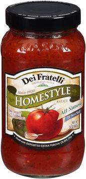 Dei Fratelli® Homestyle Pasta Sauce 24 oz. Jar
