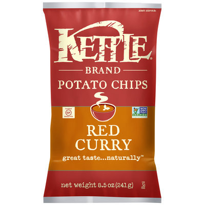 Kettle Brand® Red Curry Potato Chips