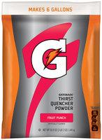 Gatorade® G® Series Perform Fruit Punch Sports Drink Powder 50.9 oz. Pouch