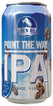 Point the Way IPA 12 fl. oz. Can
