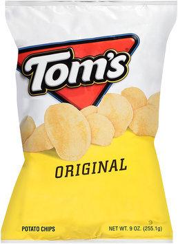Tom's® Original Potato Chips 9 oz. Bag