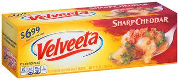 Velveeta Sharp Cheddar Cheese $6.99 Prepriced 32 oz. Box