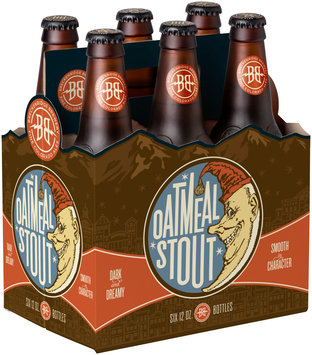 Breckenridge Brewery Oatmeal Stout Beer 6-12 oz. Glass Bottles