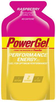 PowerBar PowerGel Performance Energy Raspberry