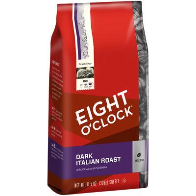 Eight O'Clock® Dark Italian Roast Whole Bean Coffee 11.5 oz. Bag