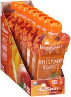 Happy Baby® Organics Apples, Pumpkin & Carrots Baby Food 8-3.5 oz. Pouch