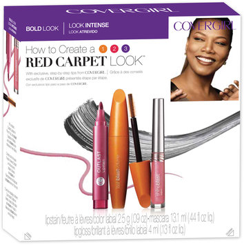 COVERGIRL Red Carpet Kit Bold Look Box