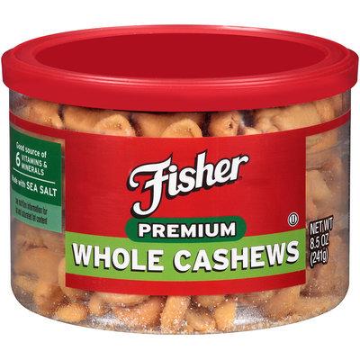 Fisher® Premium Whole Cashews