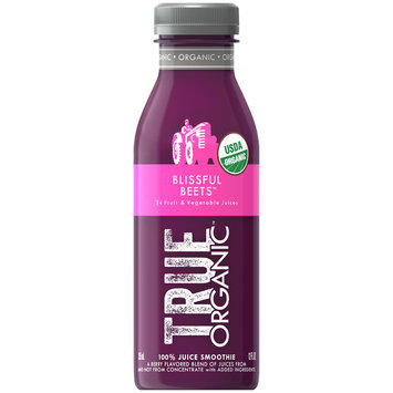 True Organic™ Blissful Beets™ Juice Smoothie 12 fl. oz. Bottle