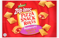 Michelina's® Zap'ems® Pepperoni Pizza Snack Rolls® 60 ct Bag