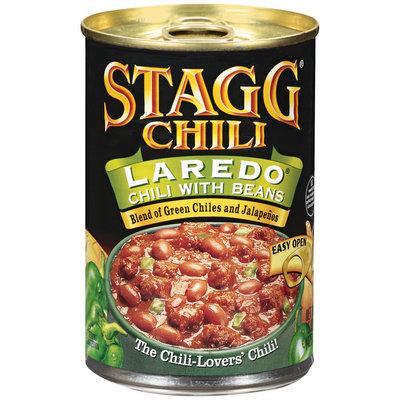 STAGG CHILI Laredo W/Beans Chili 15 OZ CAN