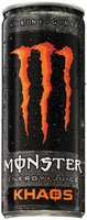 Monster Khaos Energy + Juice Drink