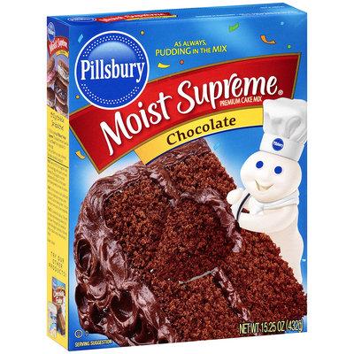 Pillsbury® Moist Supreme® Chocolate Premium Cake Mix 15.25 oz
