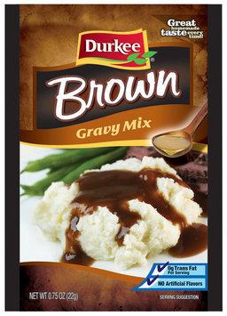 Durkee Brown Gravy Mix .75 Oz Packet