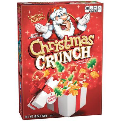 Cap'n Crunch's Christmas Crunch® Cereal 13 oz. Box