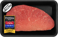 Beef Choice Top Round Boneless London Broil Tray