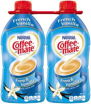 COFFEE-MATE French Vanilla Coffee Creamer 56 fl. oz. Bottle
