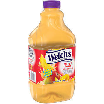 Welch's® Mango Twist Juice Cocktail