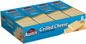 Austin® Grilled Cheese Cracker Sandwiches 8 ct Tray