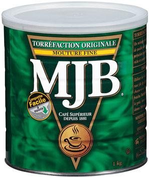 MJB Classic Roast Fine Grind Canadian