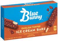 Blue Bunny™ English Toffee Ice Cream Bars 12-2 fl. oz. Bars