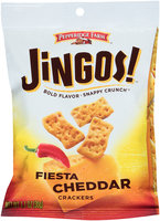 Pepperidge Farms® Jingos! Fiesta Cheddar Crackers 1.1 oz. Bag