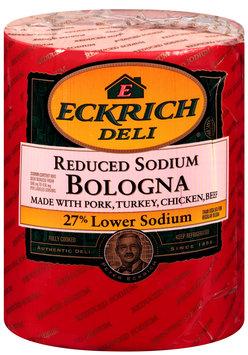 Eckrich Deli® Reduced Sodium Bologna