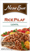 Near East® Lentil Rice Pilaf Mix 6.75 oz. Box