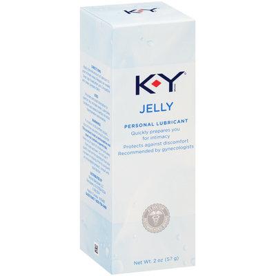 K-Y® Jelly Personal Lubricant 2 oz. Box