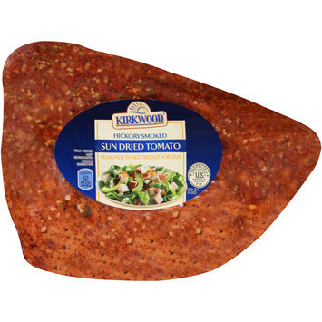 Kirkwood® Hickory Smoked Sun Dried Tomato Turkey Breast 1 ct Pack