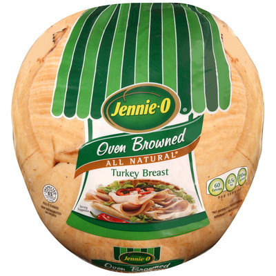 Jennie-O® Oven Browned All Natural Turkey Breast Package