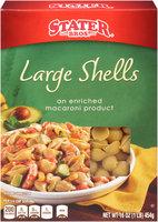 Stater Bros.® Large Shells Pasta 16 oz. Box