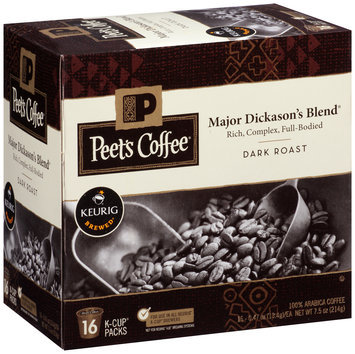 Peet's Coffee® Major Dickason's Blend® Dark Roast Coffee