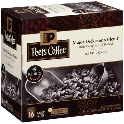 Peet's Coffee® Major Dickason's Blend® Dark Roast Coffee