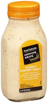 Marketside™ Buttery Roasted Garlic Cooking Sauce 12 fl. oz. Jar