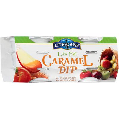 Litehouse™ Low Fat Caramel Dip 12 oz. Sleeve